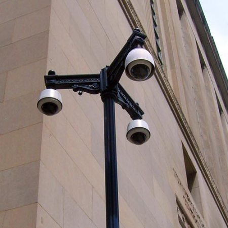 downtown Cincinnati surveillance camera