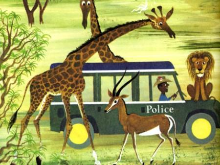 Policemen around the World by Richard Erdoes