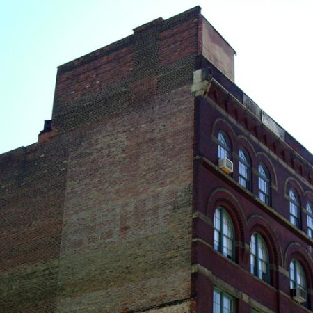 ghost of ghost sign
