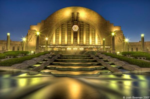Union Terminal by Josh Beeman