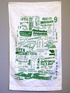 Over-the-Rhine Tea Towel