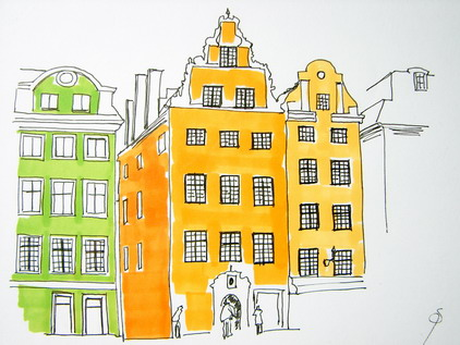 Stockholm by Paola Serrao
