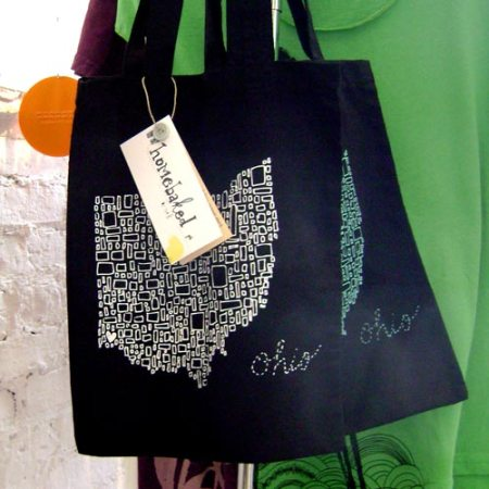 Ohio Tote by Homebaked by the B