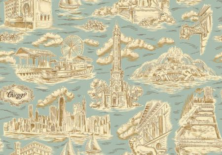 Chicago Toile