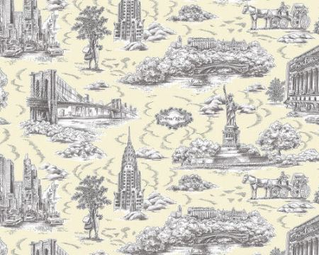 New York City Toile