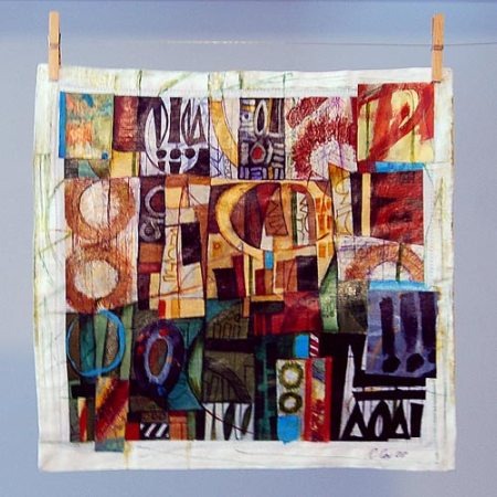 tea towel by Cedric Cox