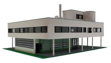 Le Corbusier - Villa Savoye by Matija Grguric