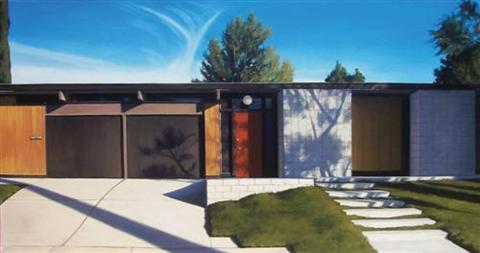Eichler paintings by danny heller department of everyday for Eichler paint colors