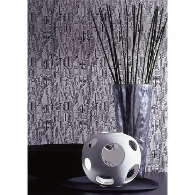 City scape wallpaper from graham brown department of for High end wallpaper