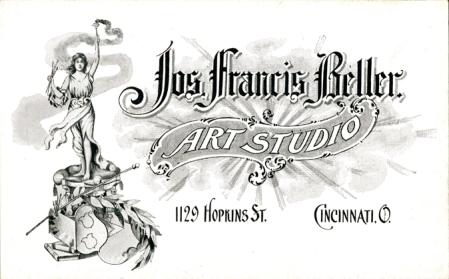 Jos. Francis Beller Art Studio