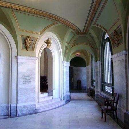 Memorial Hall in OTR