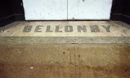 Bellonby sign in OTR