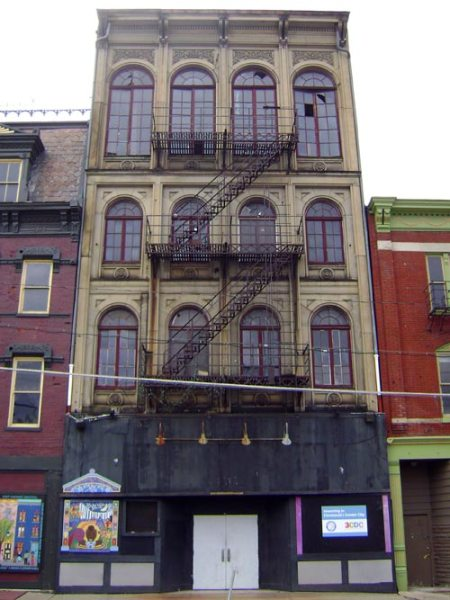 Bellonby building in OTR