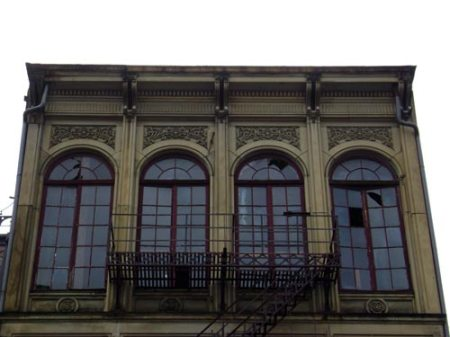 Bellonby building in OTR