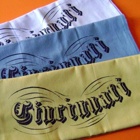 Cincinnati floursack towels