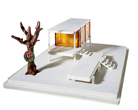 gingerbread Farnsworth House