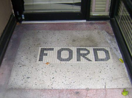 Ford tile downtown