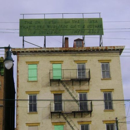 Over-the-Rhine ghost sign