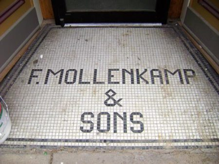 Mollenkamp tile in OTR