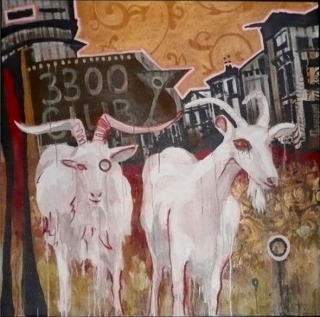 All That Glitters Is Goat by Hilary Williams