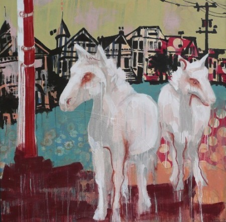 Pink Pastures by Hilary Williams