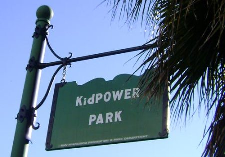Kid Power Park in San Francisco