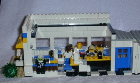 LEGO Skyline Chili