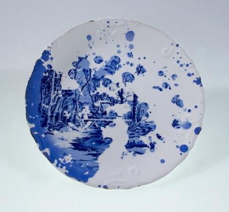 drip plate by Cat Merrick