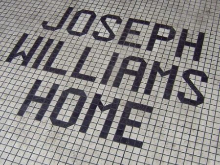 tile at Joseph Williams Home