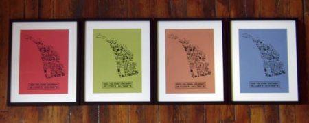 OTR Building Footprint prints