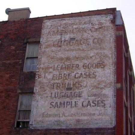 OTR ghost sign