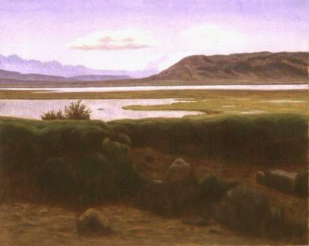 From Laugardalur by Þórarinn B. Þorláksson