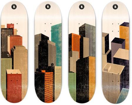 deck designs by Borja Bonaque
