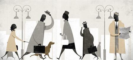 illustration by Borja Bonaque