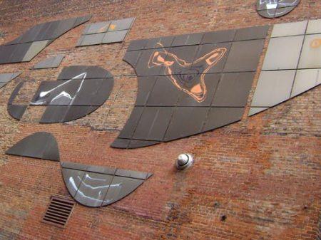 Cincinnati Athletic Club mural