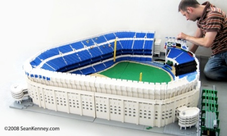 Yankee Stadium by Sean Kinney