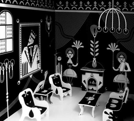 Dollhouse by Janine Rewell