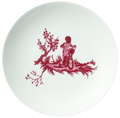 Toile Bone China by 3cubed