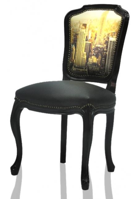chair by Téo Jasmin
