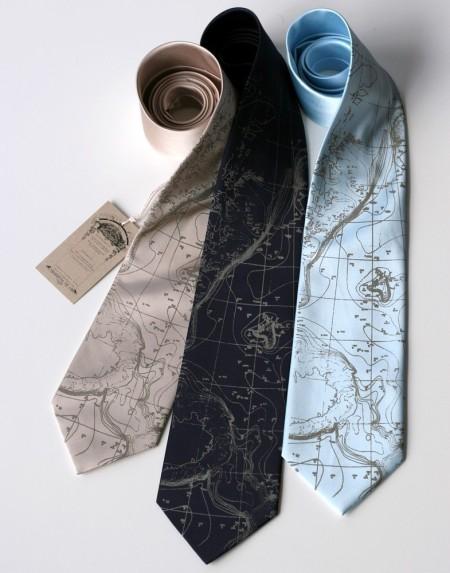 Topographical Error tie