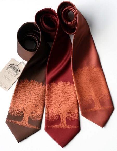 Oak Tree tie
