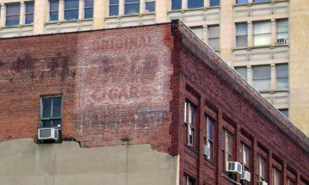 Original Cigars ghost sign downtown