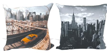 pillows by Téo Jasmin