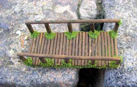 Insect Bridge by Helen Nodding
