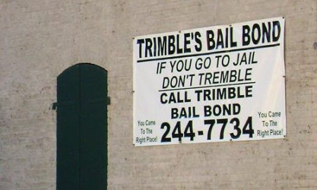 Trimble's Bail Bond