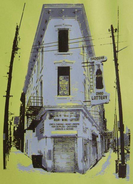 Corner Grocery print