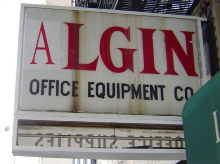 Algin Office Equipment