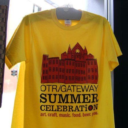 OTR/Gateway Summer Celebration shirt