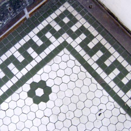 Fram Bros. tile in Newport