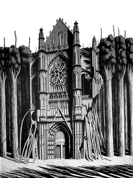 Rural Gothic by Luke Painter